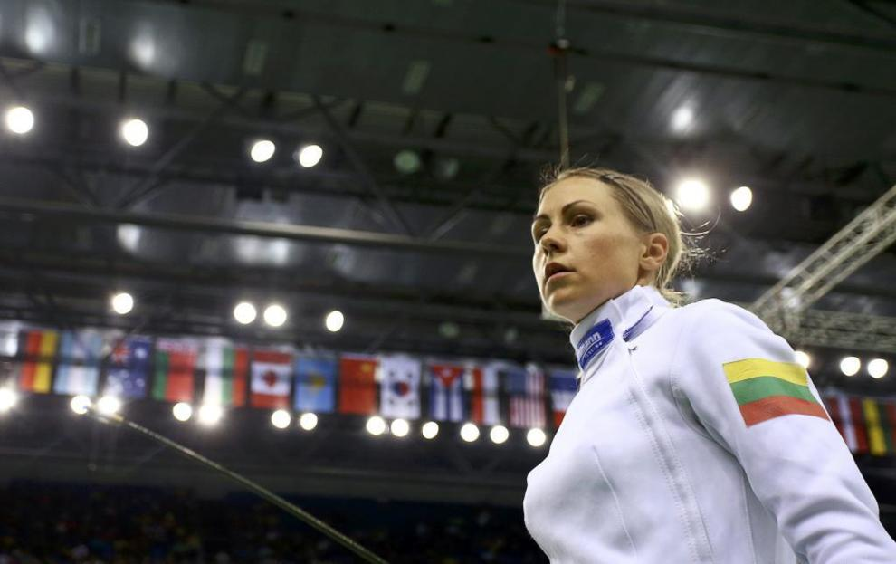 Laura Asadauskaite (Lituania)