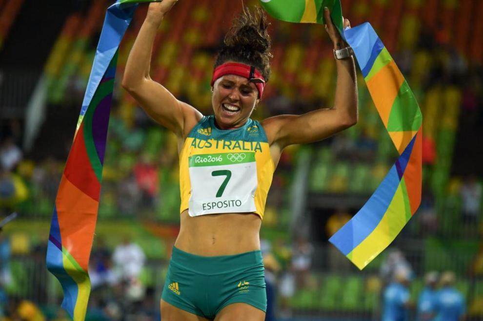 Chloe Esposito (Australia)