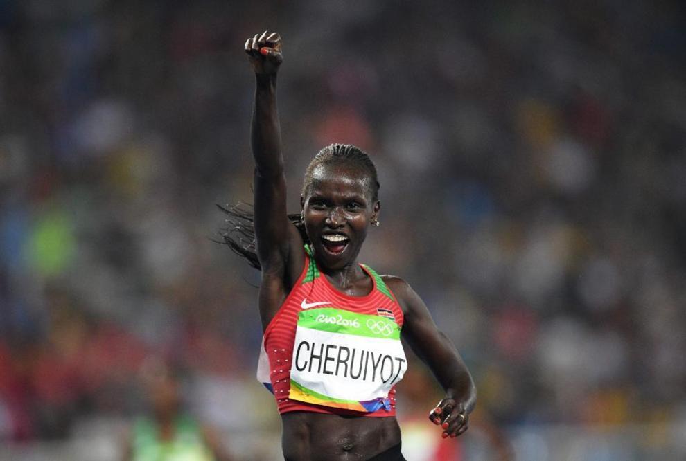Vivian Jepkemoi Cheruiyot (Kenia)