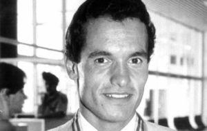 Jordi Llopart, plata en los 50 kil�metros marcha de Mosc� 80, abri�...