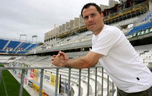 Gerardo, en una imagen de archivo de la temporada 2005/06.