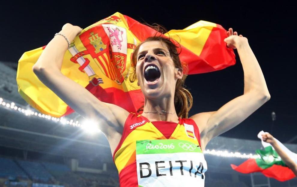 Ruth Beitia (España)