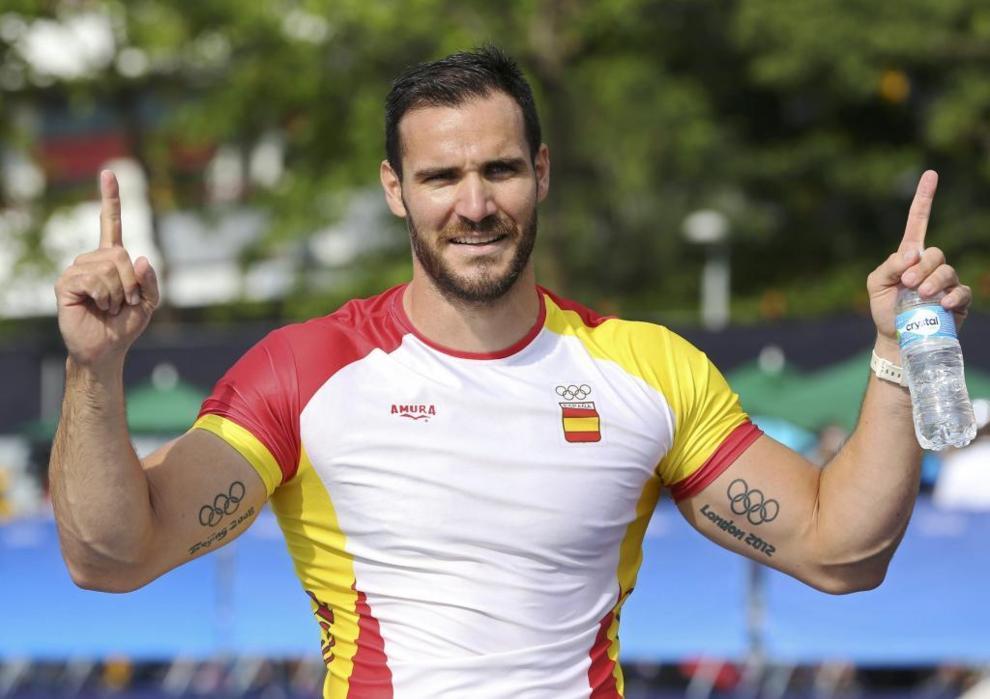 Saúl CRaviotto (España)