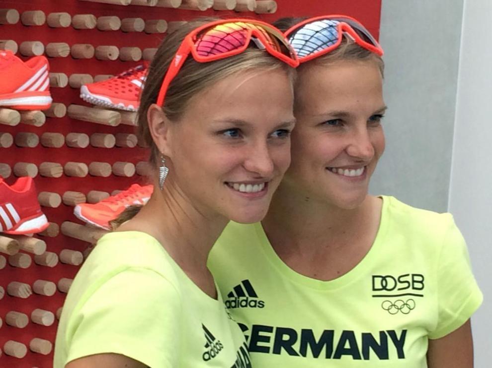 Anna y Lisa Hahner (Alemania)