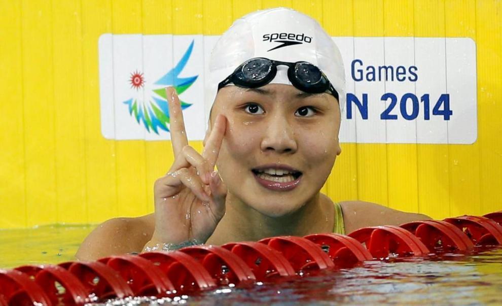 Chen Xinyi (China)