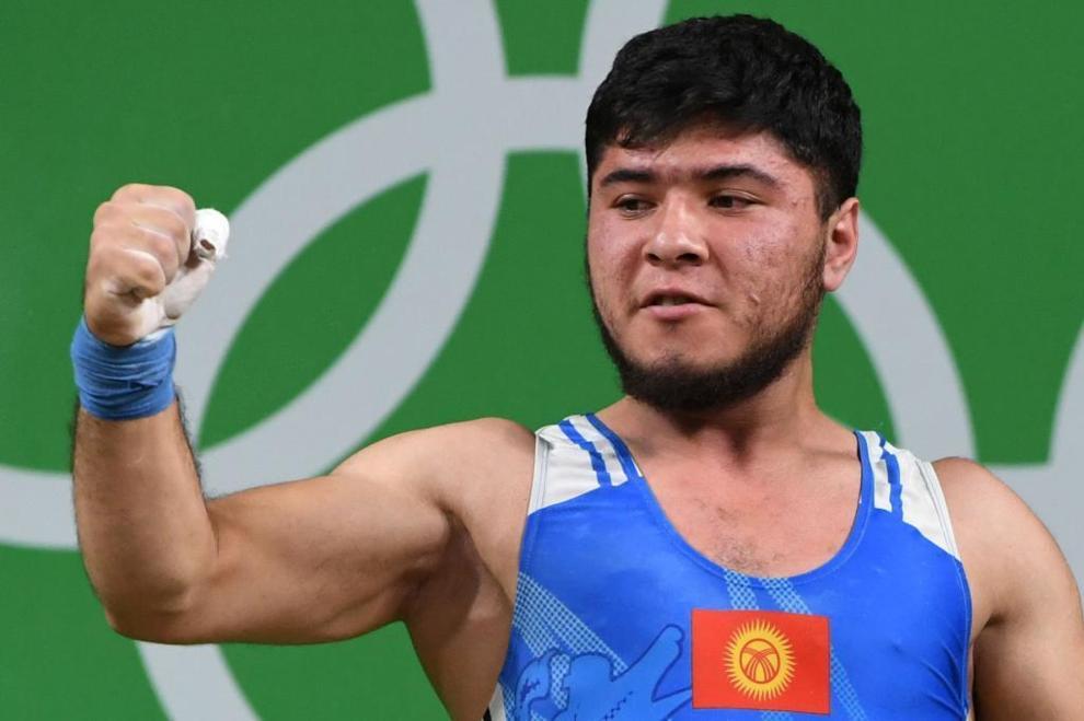 Izzat Artykov (Kirguistán)