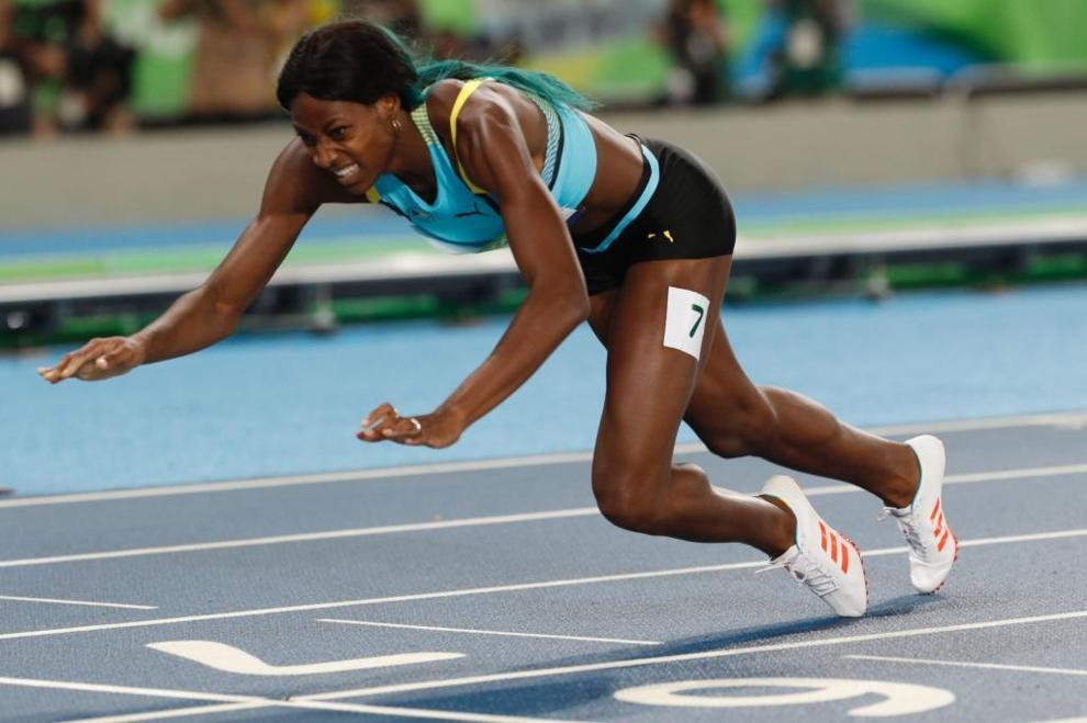 Shaunae Miller (Bahamas)