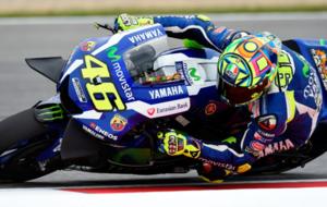 Rossi se conform� con el sexto mejor tiempo en la calificaci�n de...