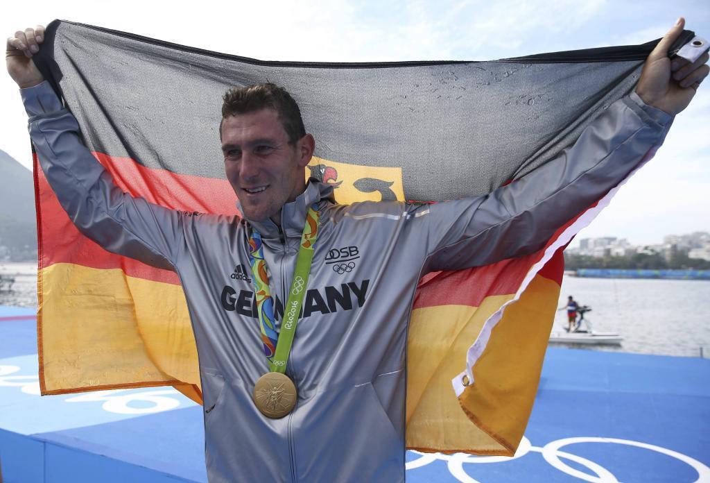 Sebastian Brendel durante su participación en los Juegos de Río.