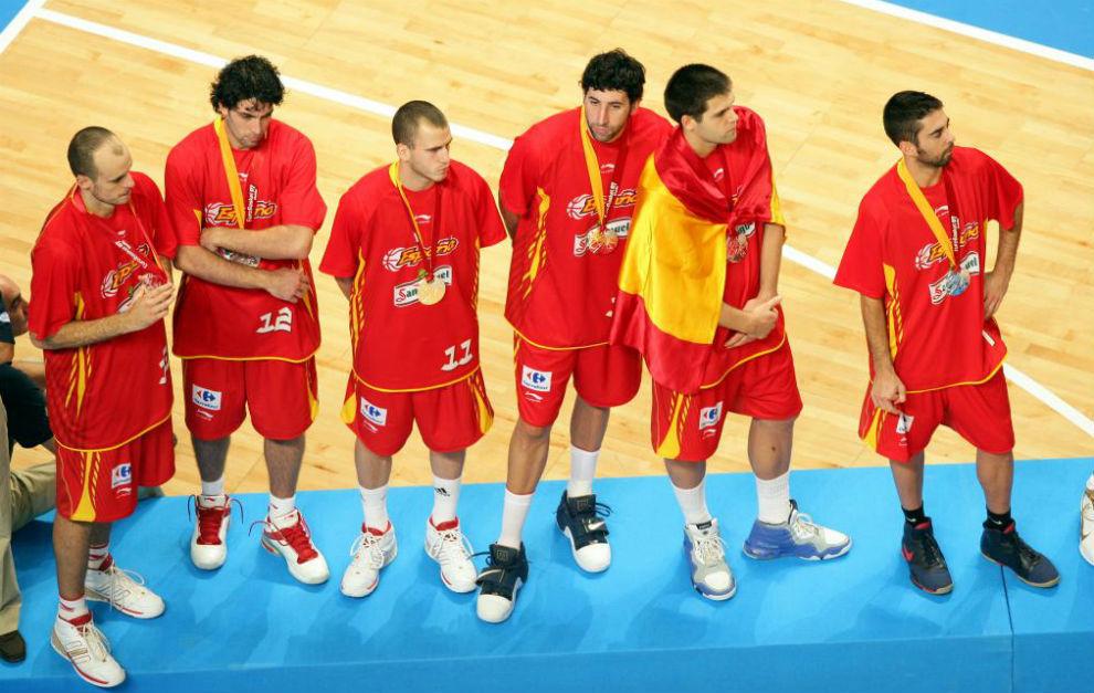 2007 Plata: Europeo de España