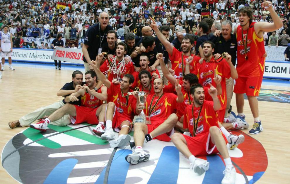2006 Oro: Mundial de Japón