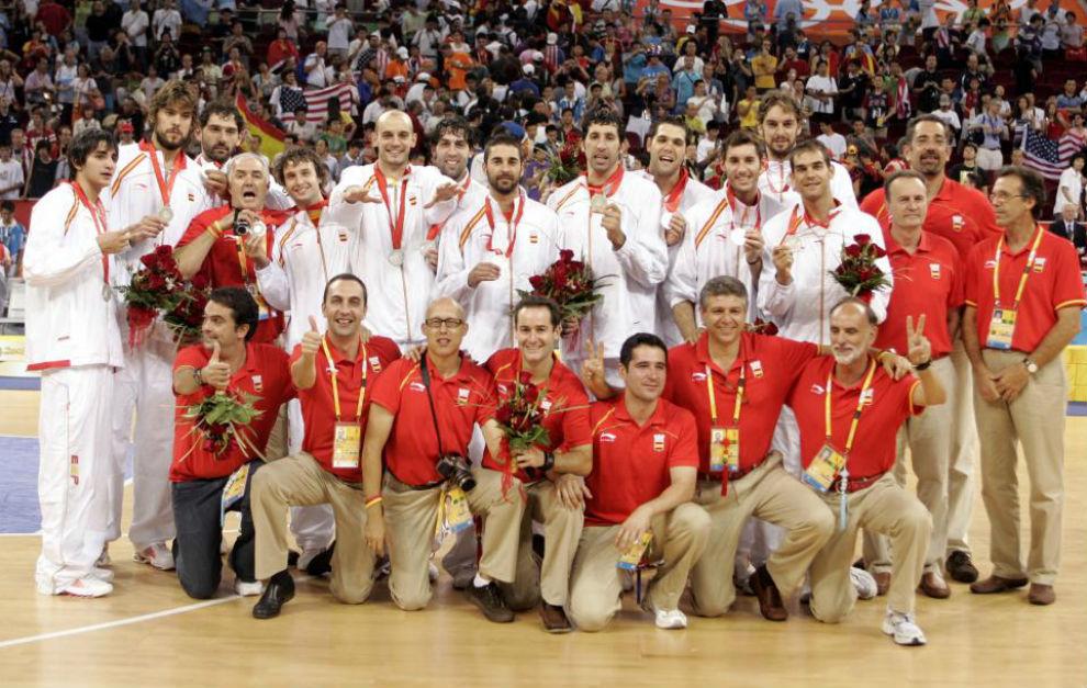2008 Plata: Juegos de Pekín