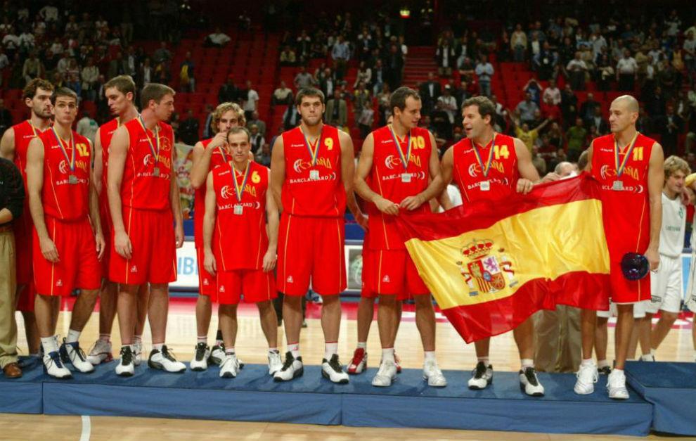 2003 Plata: Europeo de Suecia