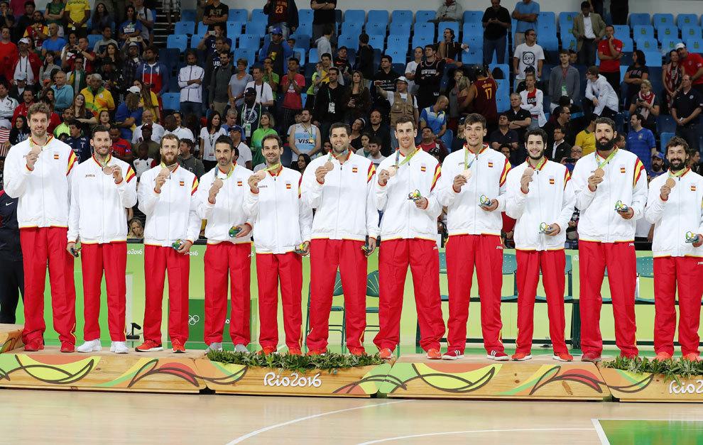 Juegos Olímpicos Río 2016: Estados Unidos, España y Serbia, los reyes del  baloncesto   Marca.com