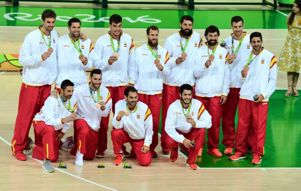2016 Bronce. Juegos de Río
