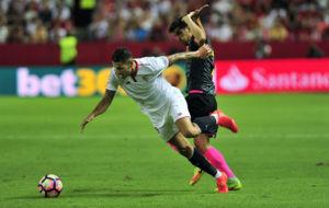 Vitolo se marcha de la marca de Gerard Moreno.