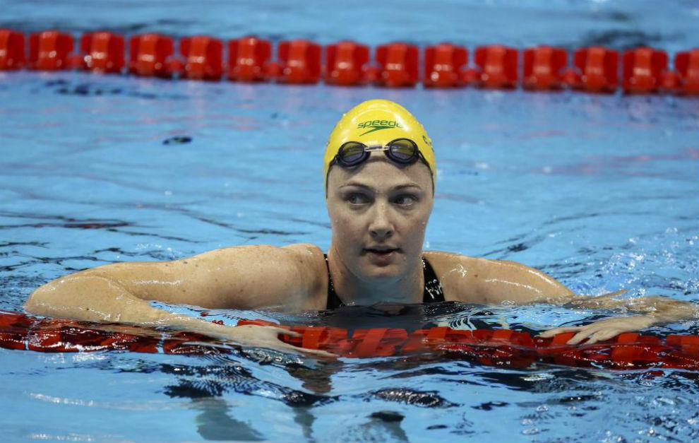 ad737967dd Juegos Olímpicos Río 2016  La australiana Campbell sufre una hernia ...