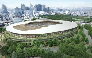 El proyecto del nuevo estadio de Tokio