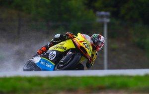 Rins acab� segundo en el circuito de Brno