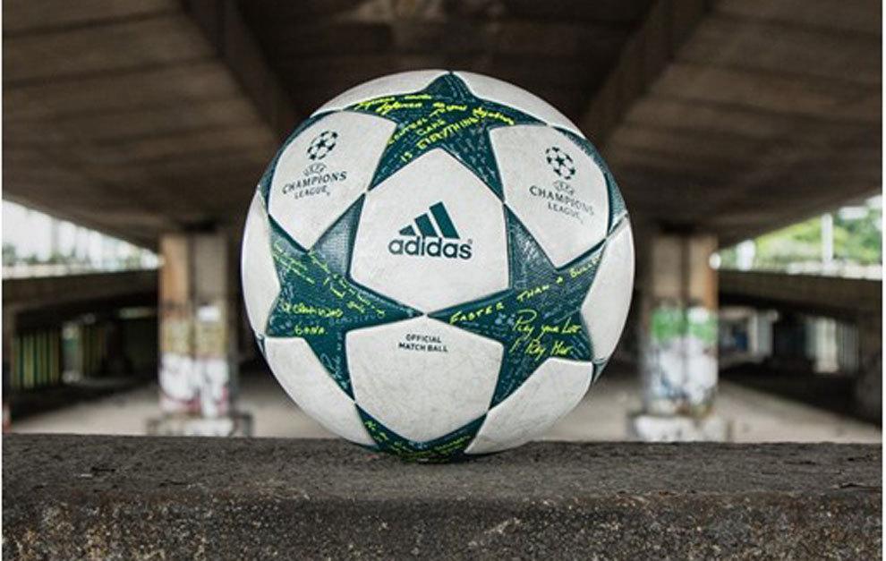 6ed1b4d3ce2a7 Champions League  Adidas presenta el balón oficial para la Champions ...