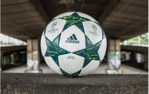Bal�n oficial para la fase de grupos de la Champions League 2016-2017
