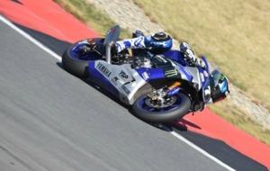 Bradley Smith, con la Yamaha del YART