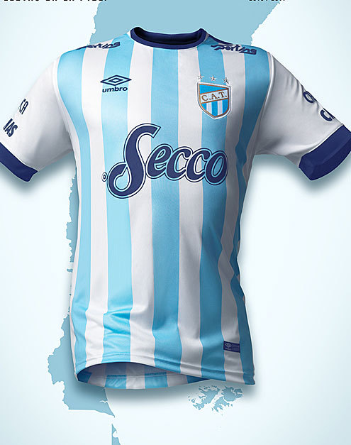 c4704a5ce7 Así son las camisetas de los 30 clubes de Argentina - Conozca el  significado de cada apodo de los...