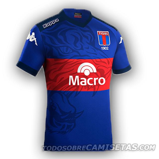 ce8515f64 Así son las camisetas de los 30 clubes de Argentina - Conozca el  significado de cada apodo de los...