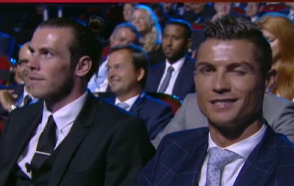 Cristiano guiña el ojo al ver el emparejamiento con el Sporting de...