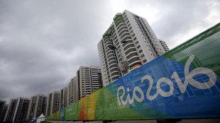 Rio's Olympic Village.