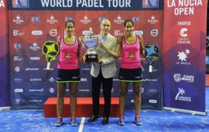 Mapi y Majo S�nchez Alayeto, ganadoras de la final femenina de WPT La...