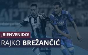 El club oscense anuncia la contrataci�n de Rajko.