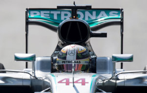 Hamilton, despu�s de remontar en el GP de B�lgica