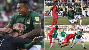 Así fue el 2-0 con el que Bolivia superó a Perú en la altura de La...
