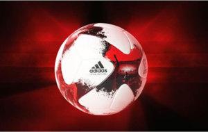 Bal�n de Adidas para las rondas clasificatorias para el Mundial de...