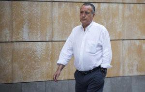 El presidente del Villarreal Fernando Roig