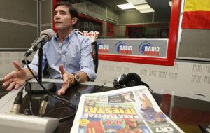 Marcelino Garc�a Toral en Radio MARCA
