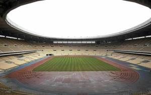 Vista panor�mica del Estadio Ol�mpico de La Cartuja