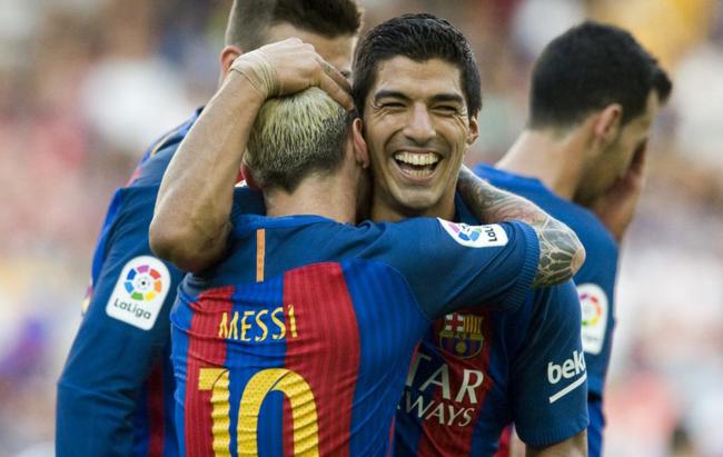 Barcelona vs Alavés en directo