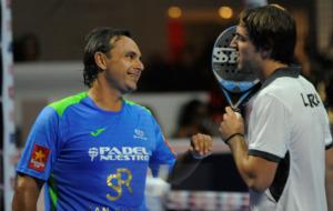 Godo D�az y Lucho Capra dieron su segunda sorpresa en el torneo