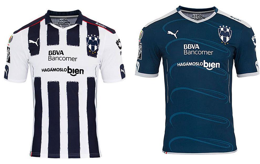 97a9b0bc27b73 Las camisetas de los 18 clubes del Apertura mexicano - Todos los  significados de los seudónimos de las...