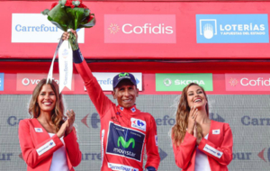 Nairo Quintana, virtual ganador de la Vuelta