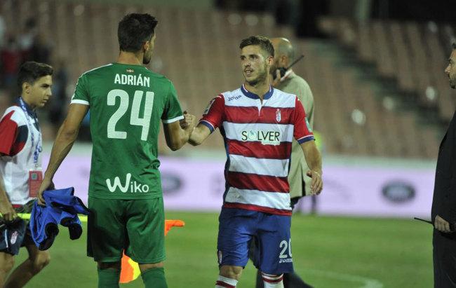 Granada vs Eibar en directo