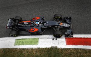 El McLaren de esta temporada sigue en desarrollo