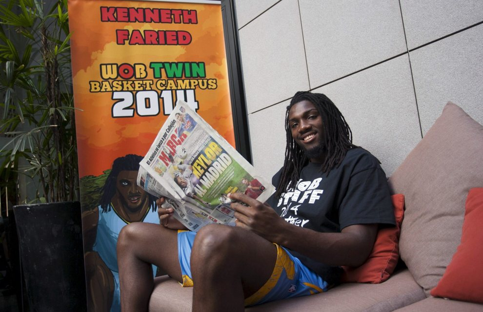 87 - Kenneth Faried (Nuggets)