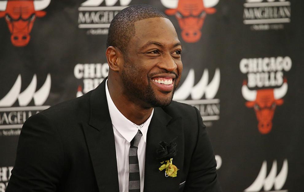 32 - Dwyane Wade (Bulls)