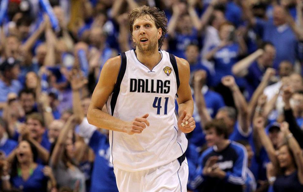 31 - Dirk Nowitzki (Mavericks)