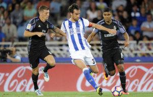Mikel Gonz�lez espera que con el buen juego puedan ganar al...