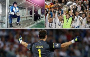 Repasamos la historia viva de Iker Casillas en la Champions League