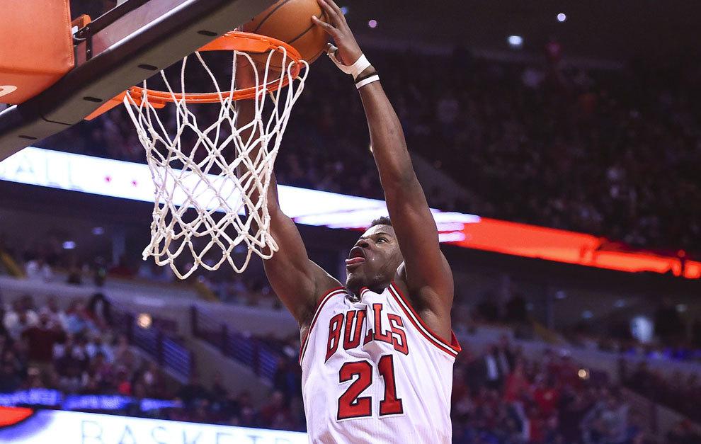 16. Jimmy Butler (Bulls)